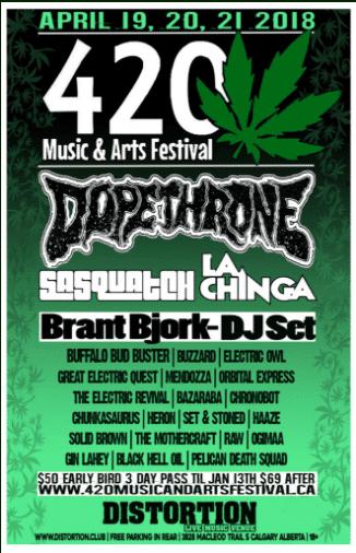 420 Calgary festival