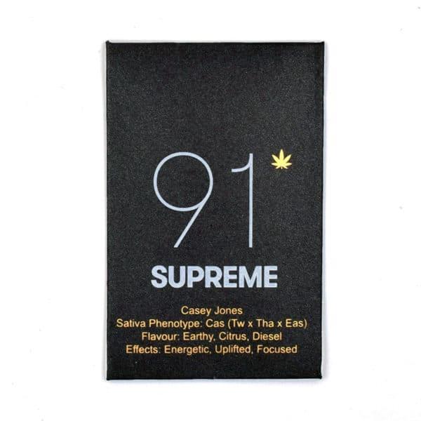 91 supreme shatter