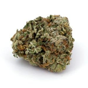 blueberry kush energetic weed