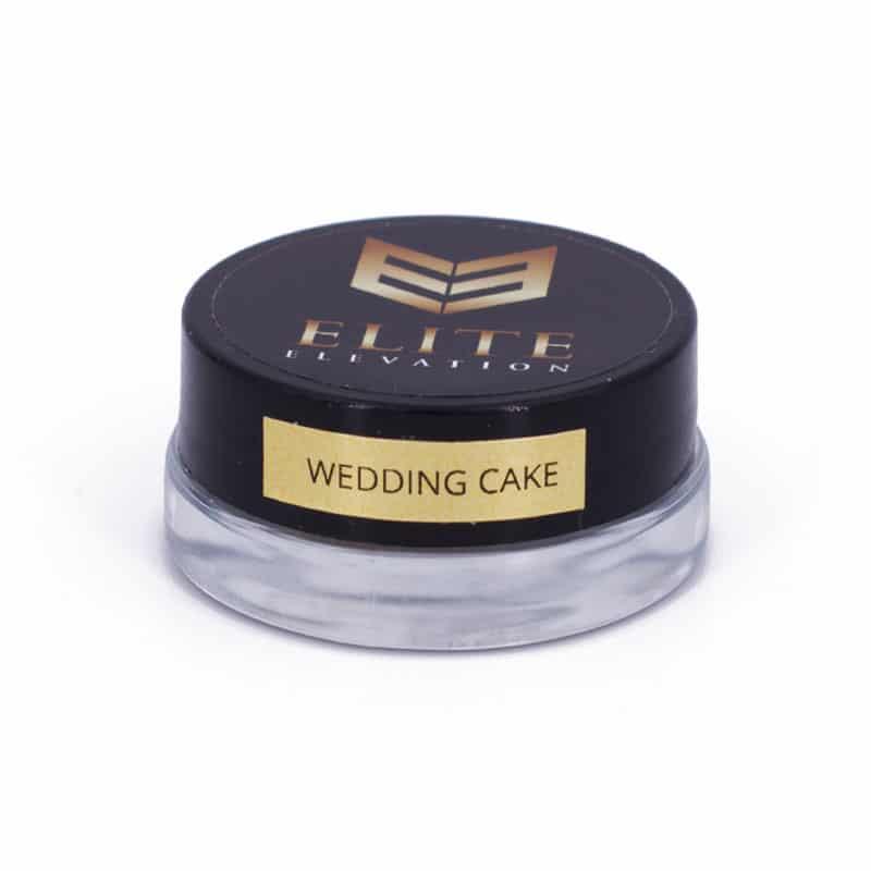 elite elevation diamonds wedding cake