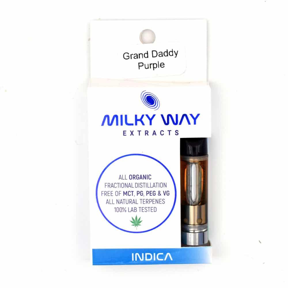 milkyway grandaddy purple