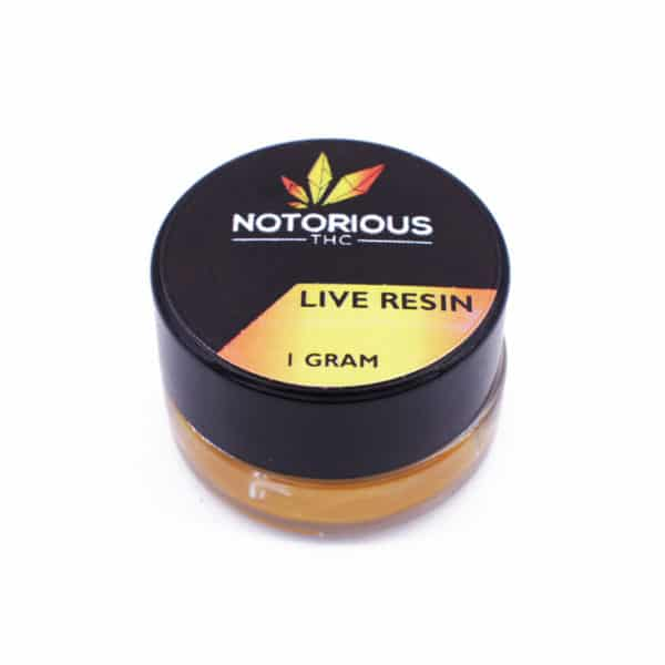 notorious thc live resin
