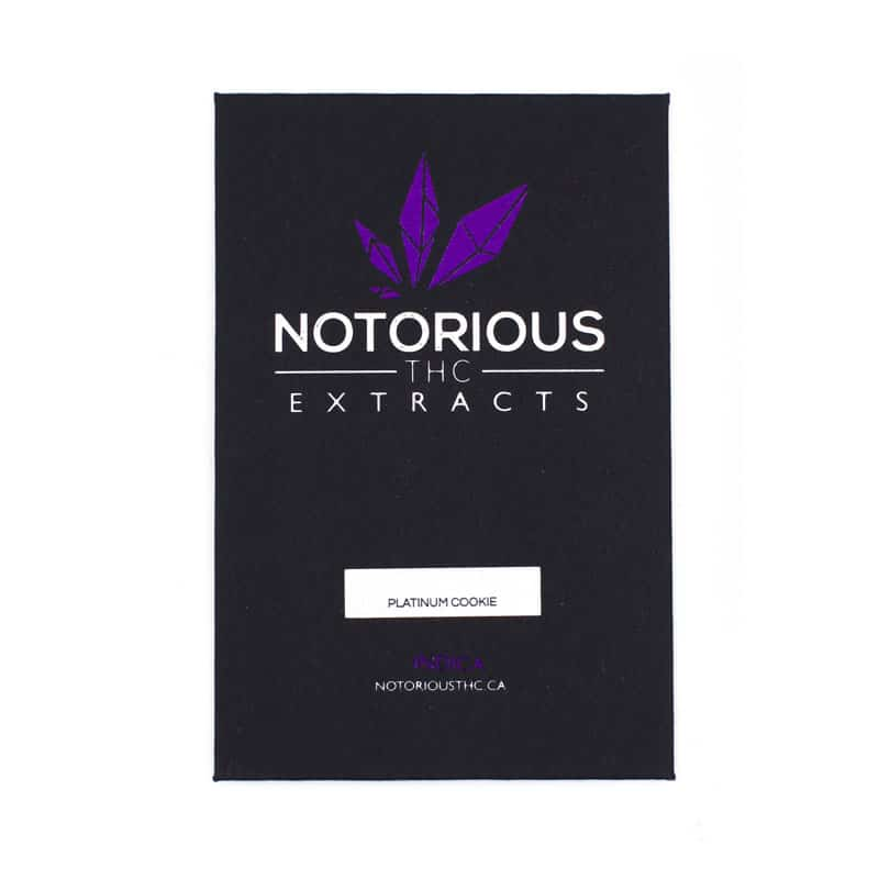 notorious thc shatter