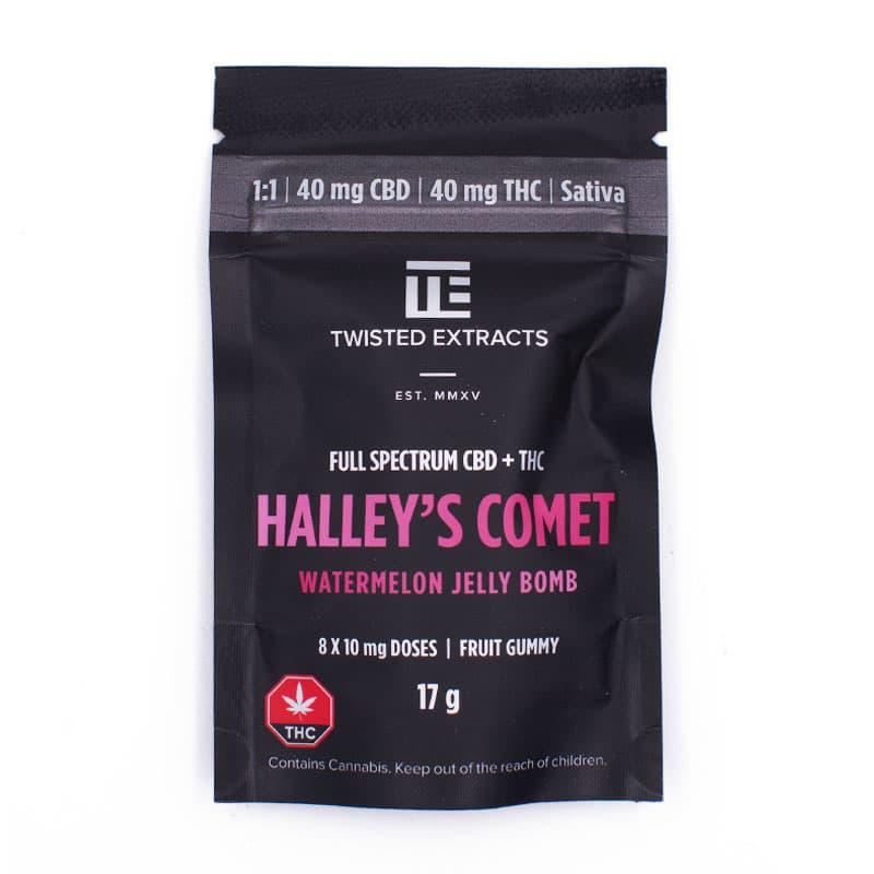 halleys comet watermelon