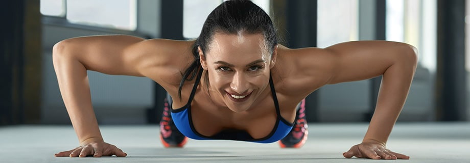 Frontview of girl with athletic body doing push ups. Will smoking one joint show up in a drug test? ill second hand smoke show up on a drug test? Can you fail a drug test just because you were in a room where a joint was smoked?