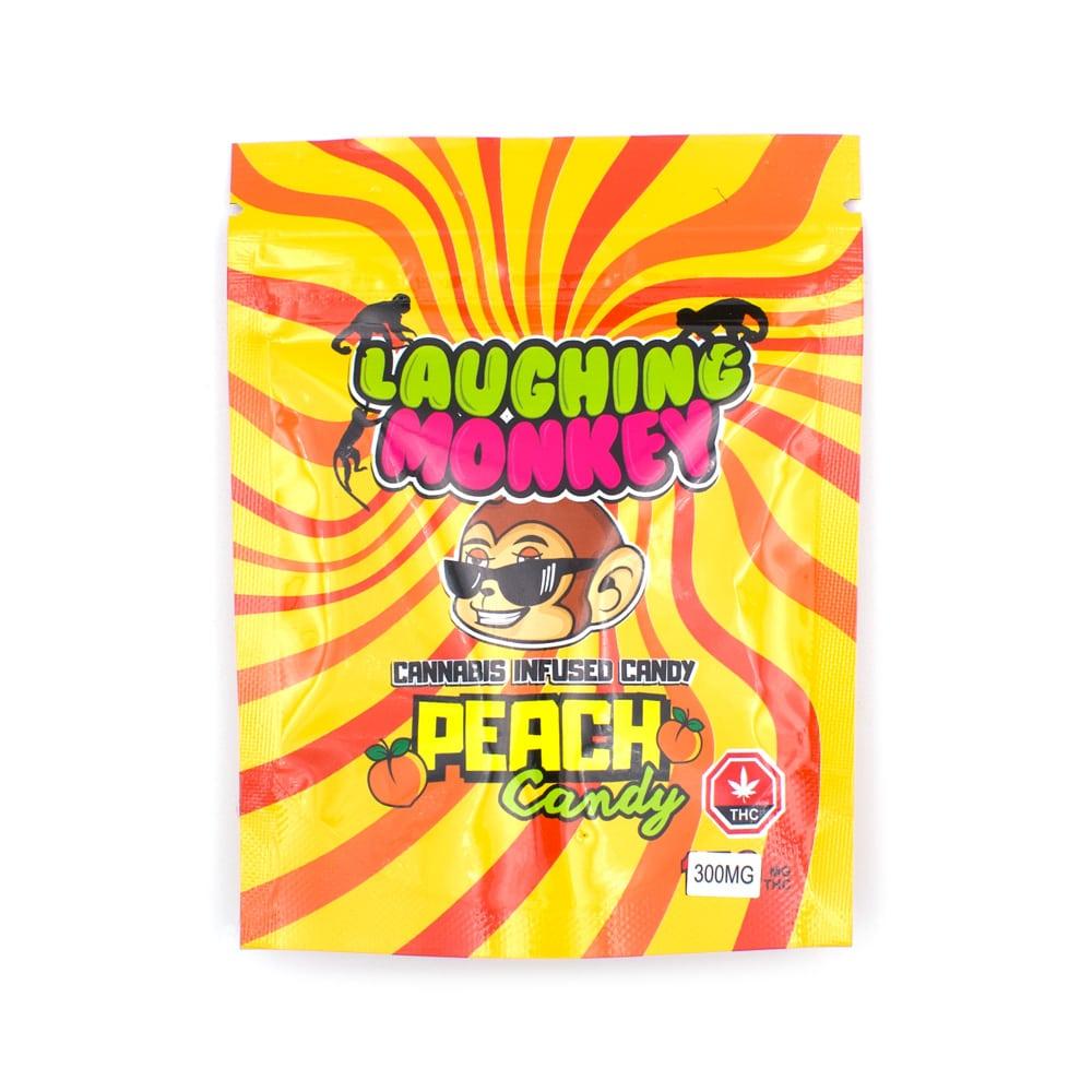 laughing monkey peach