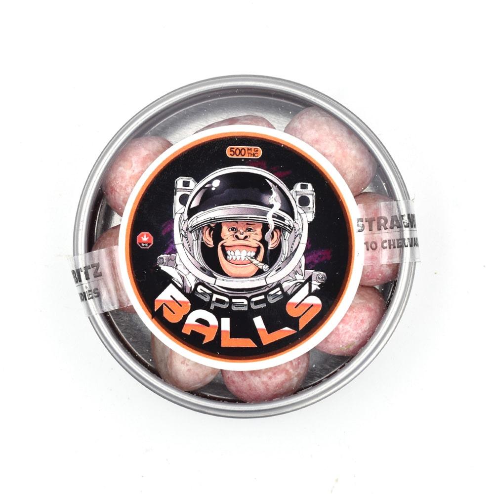 space balls strawberry orbitz 1
