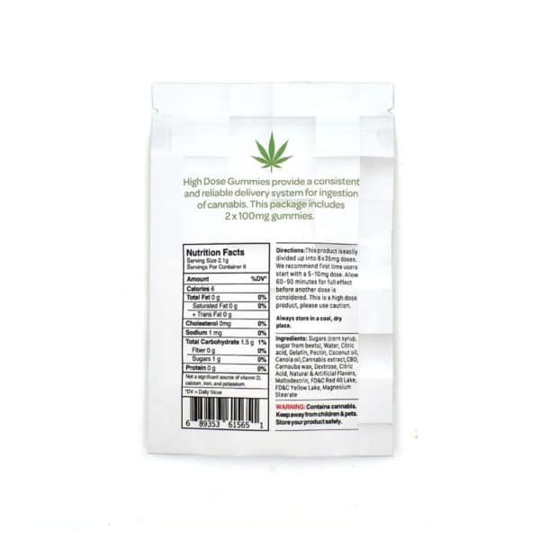 high dose sativa 2
