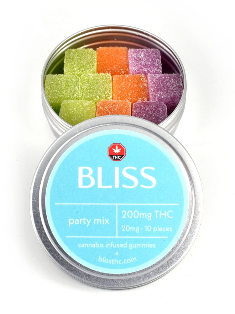 bliss party mix 200 1