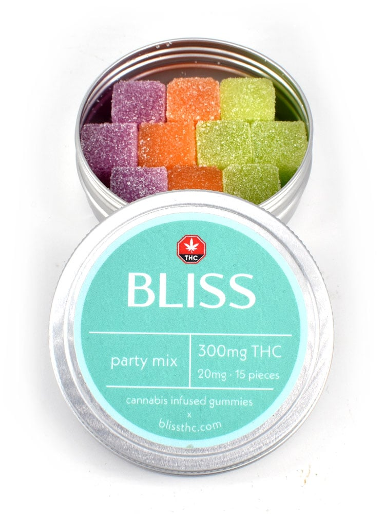 bliss party mix 300 1