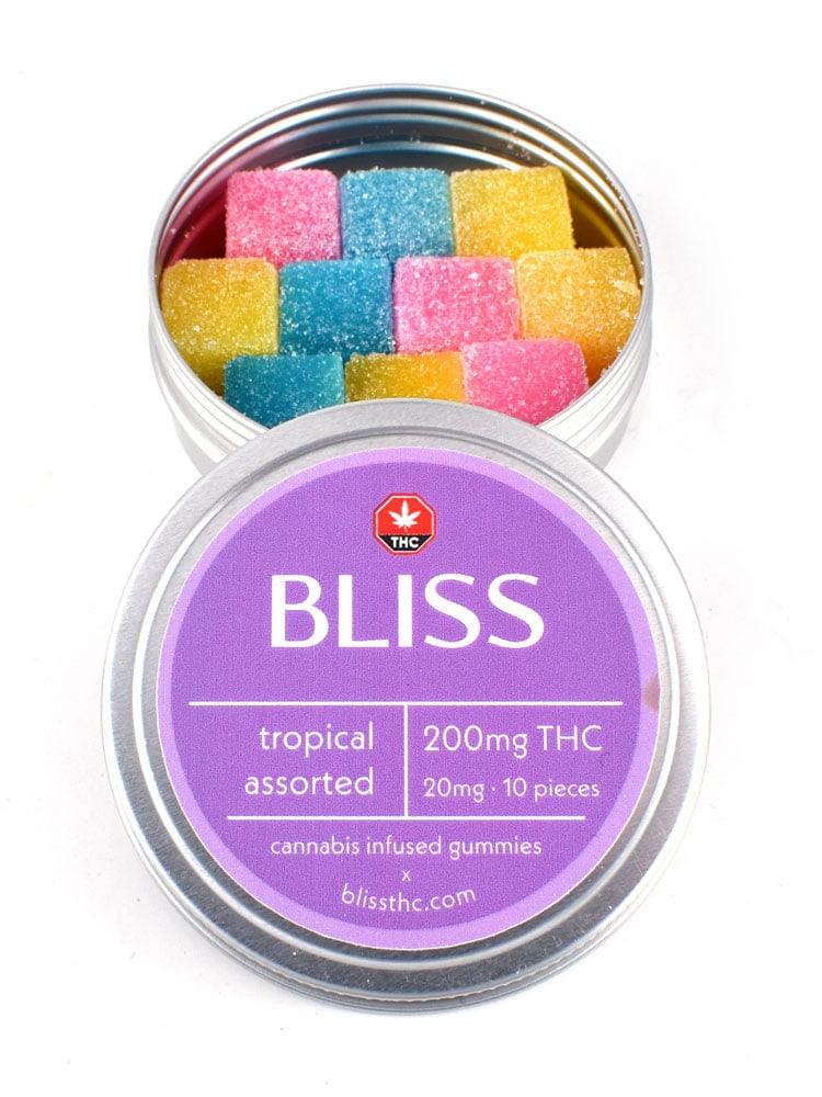 bliss tropical assorted 200 1