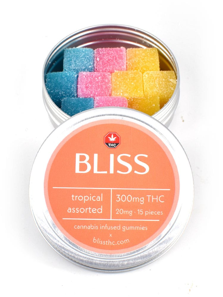 bliss tropical assorted 300 1