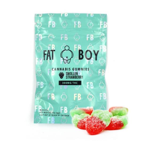 fat boy swollen strawberry 1
